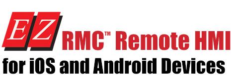 EZRMC Remote HMI