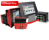 EZTouchPLCs, HMI+PLC
