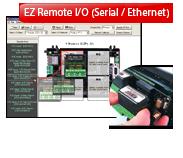 EZRemote IO -Serial/Ethernet